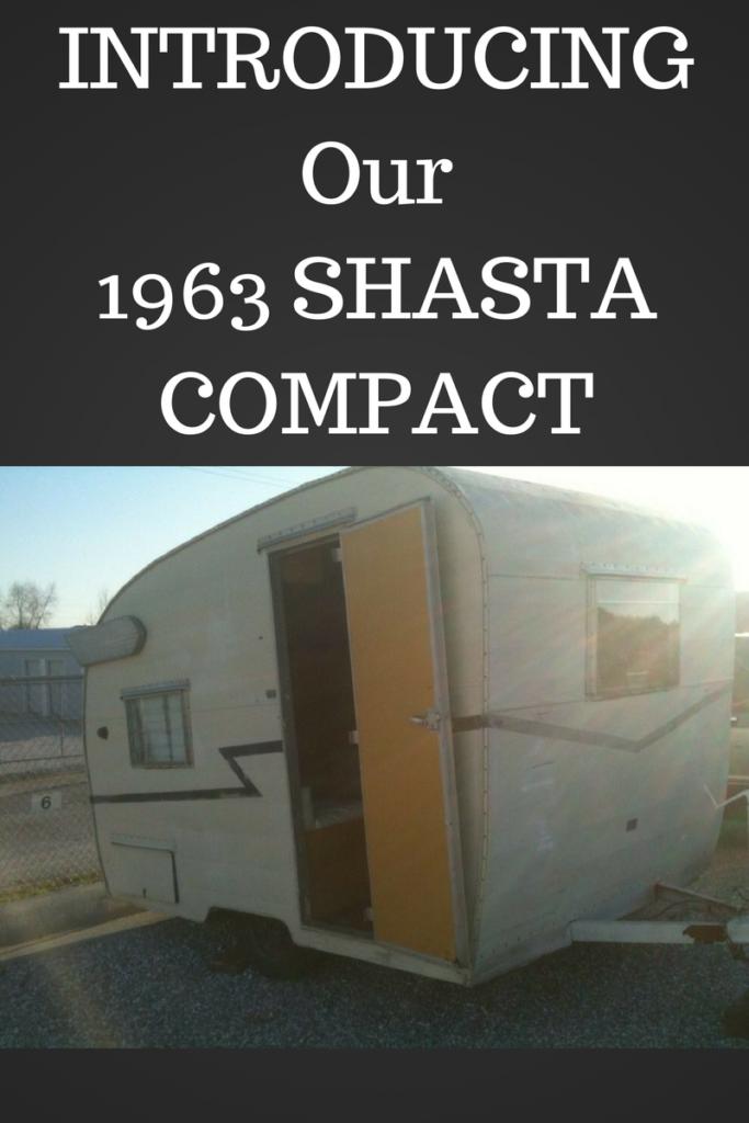 1963 Shasta Compact