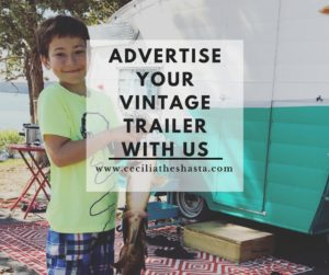 Vintage Camper for Sale