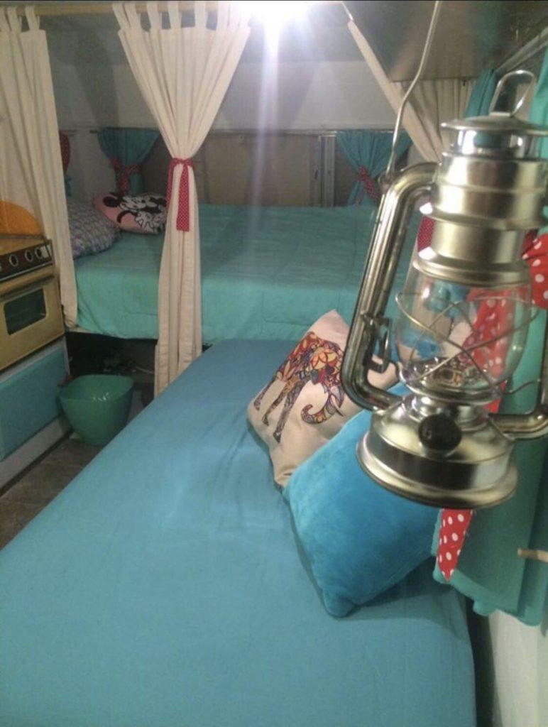 vintage camper sell