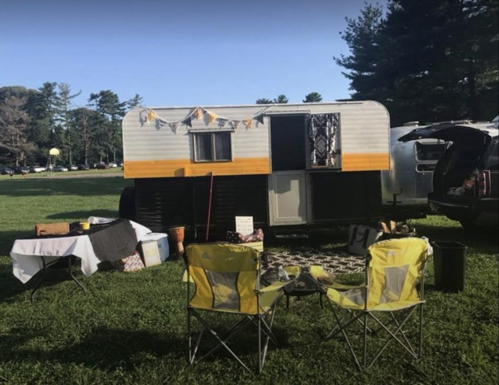 vintage campers for sale