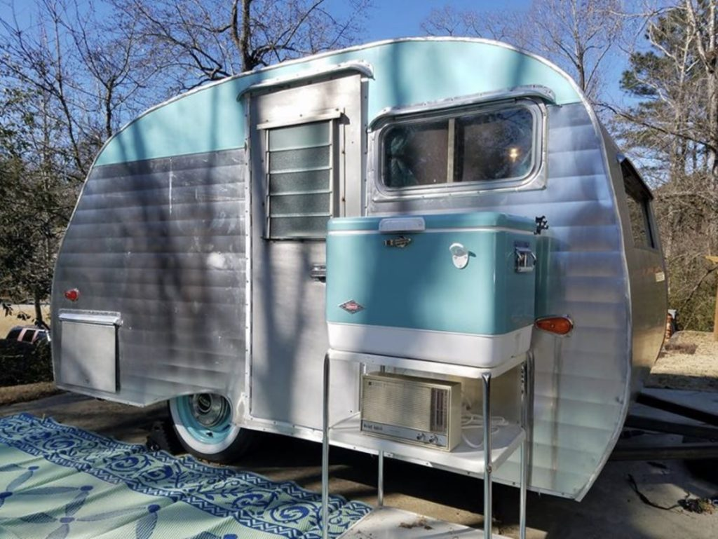 Vintage Scotty Camper for Sale | Cecilia the Shasta