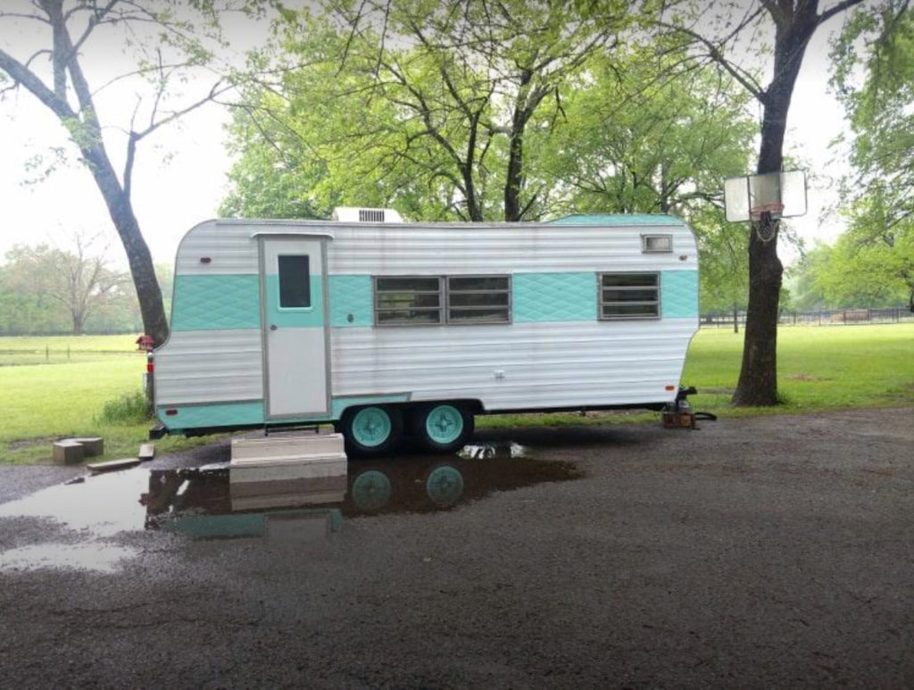 Vintage Travel Trailer For Sale Cecilia The Shasta