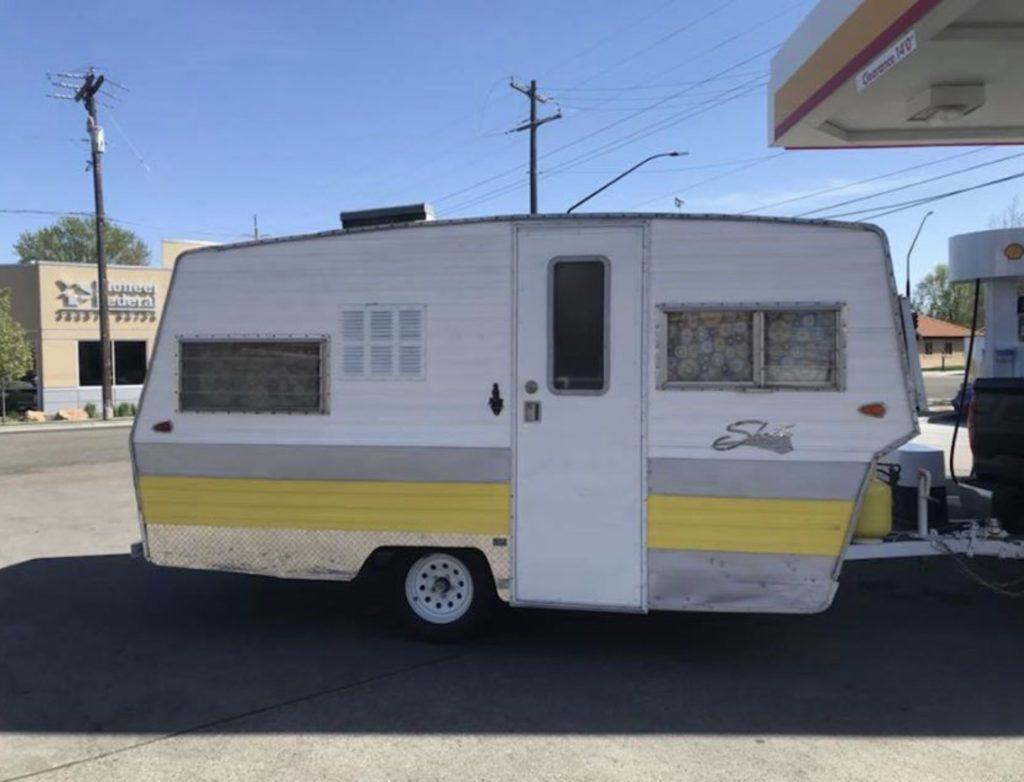 1967 Shasta LoFlyte | Shasta Travel Trailer for Sale