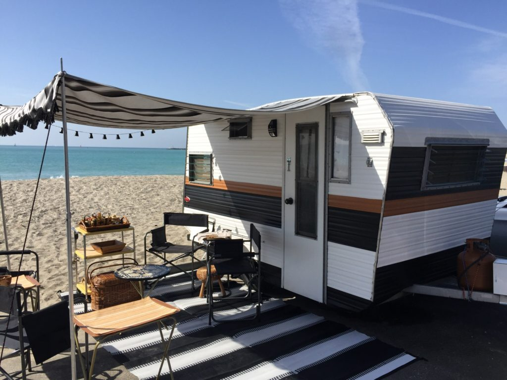 1964 Aristocrat Lo Liner Trailer Vintage Camper Trailers For Sale
