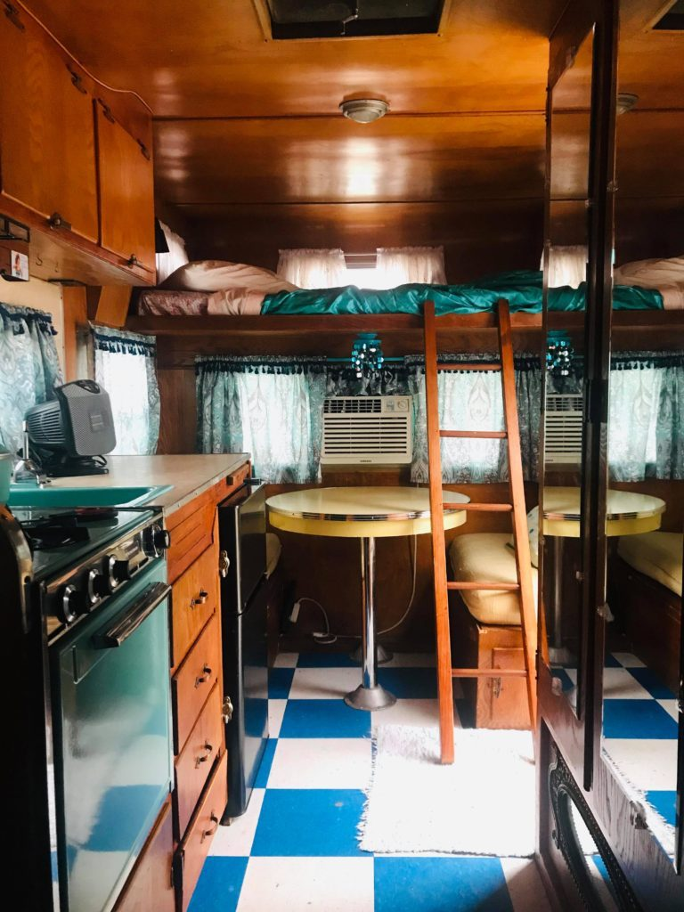 1962 Winnebago For Sale Vintage Winnebago Sold