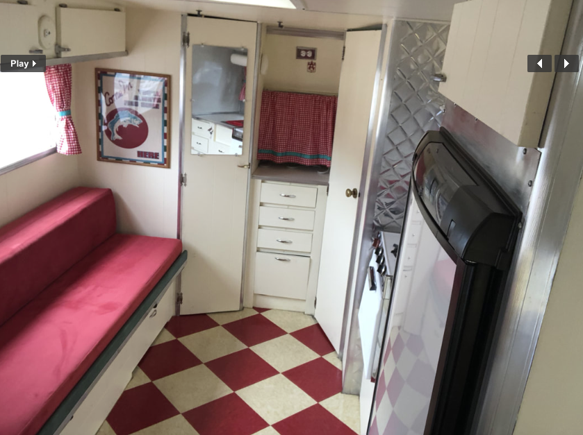 1967 Aristocrat 17 Lo Liner For Sale Vintage Trailer