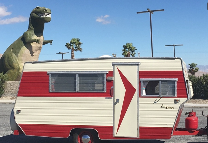 Vintage Camper Trailer Repair And Decor